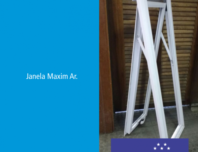 Janela Maxim Ar.
