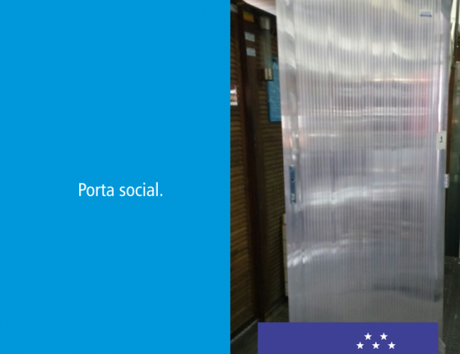 Porta Social.